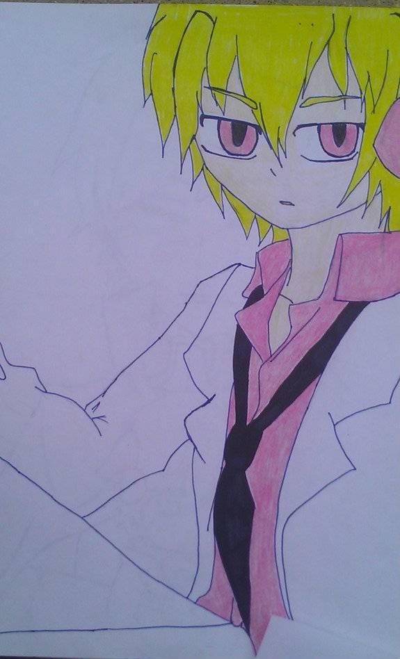 Mori-chan's Drawing Corner DELIC4
