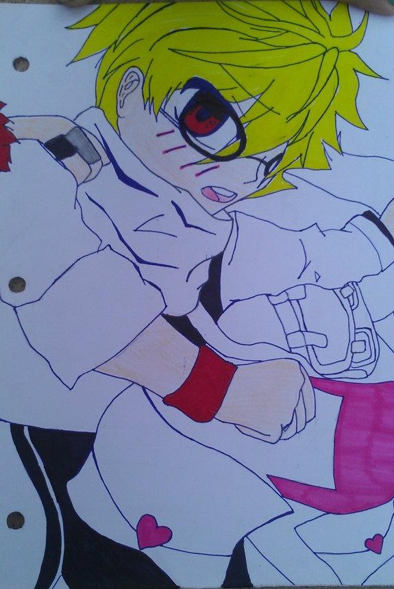 Mori-chan's Drawing Corner TSUKI