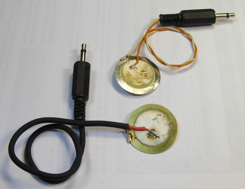 Fabriquer un chronocomparateur très bon marché. Chrono02