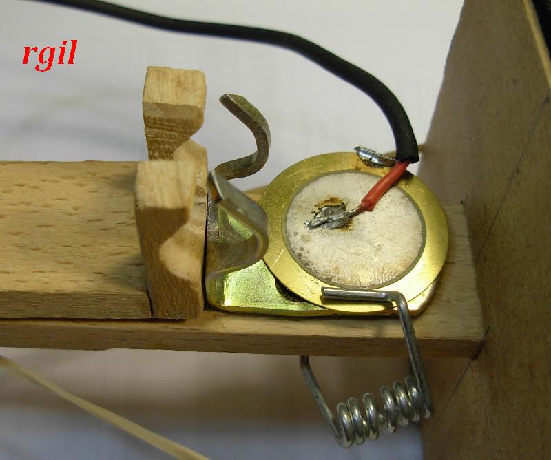 Fabriquer un chronocomparateur très bon marché. Chrono10