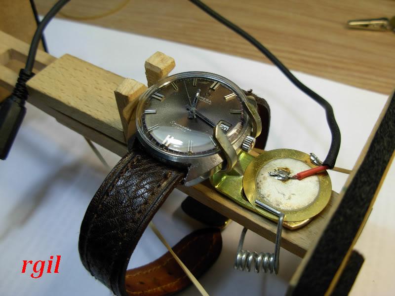 Fabriquer un chronocomparateur très bon marché. Chrono13