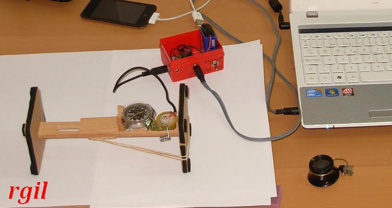Fabriquer un chronocomparateur très bon marché. Chrono14