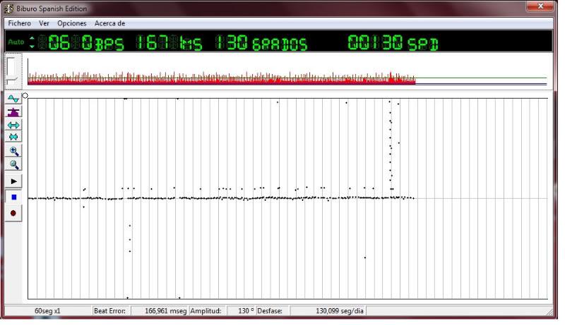 Fabriquer un chronocomparateur très bon marché. Chrono17