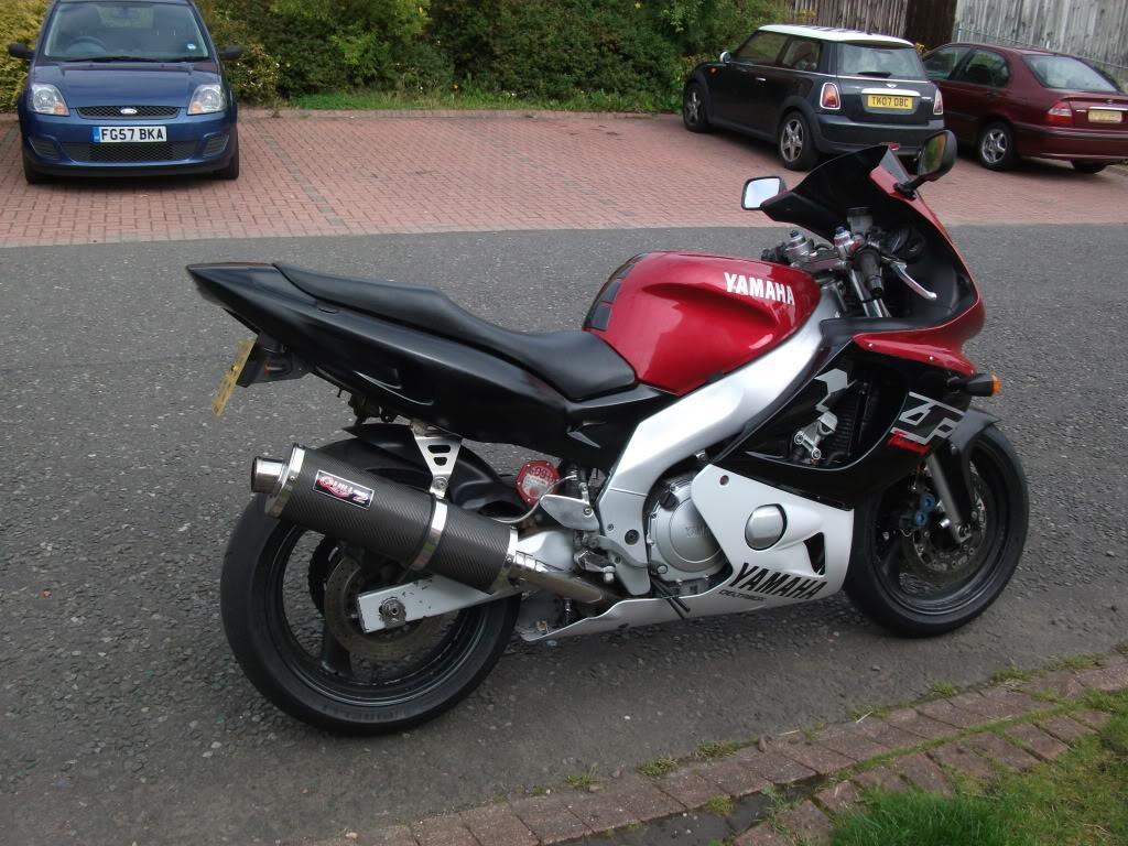 thundercat with cbr600 rr rear light Nncat