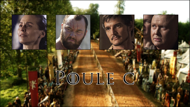 [Tournoi 2014] Poule C PouleC