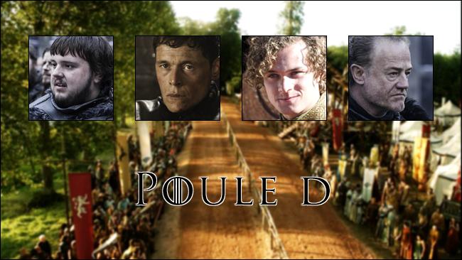 [Tournoi 2014] Poule D PouleD