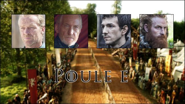 [Tournoi 2014] Poule E PouleE
