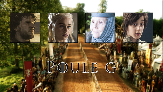[Tournoi 2014] Poule G PouleG