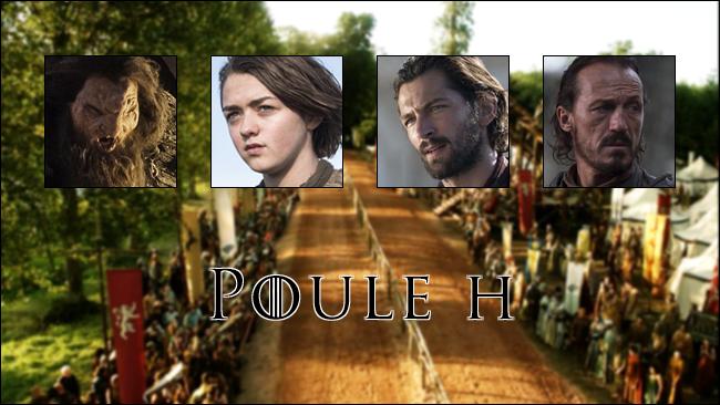 [Tournoi 2014] Poule H PouleH