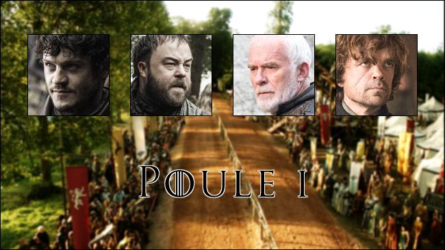 [Tournoi 2014] Poule I PouleI1