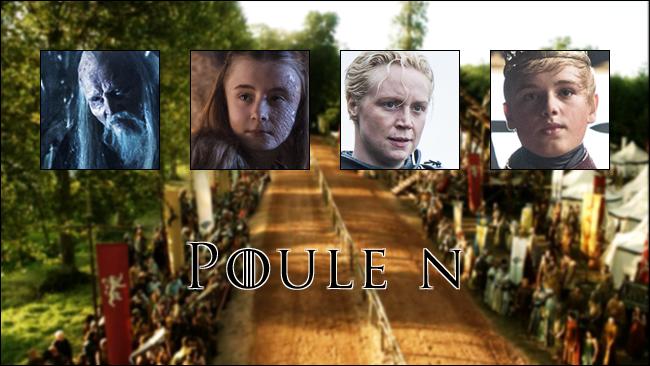 [Tournoi 2014] Poule N PouleN1