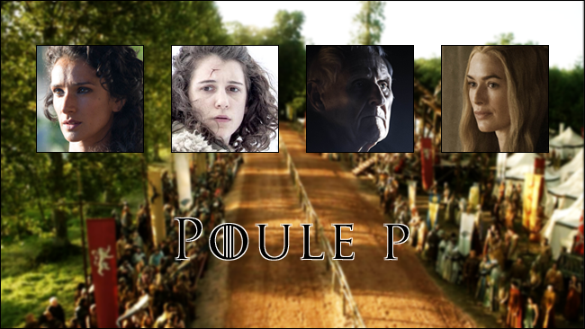 [Tournoi 2014] Poule P PouleP1