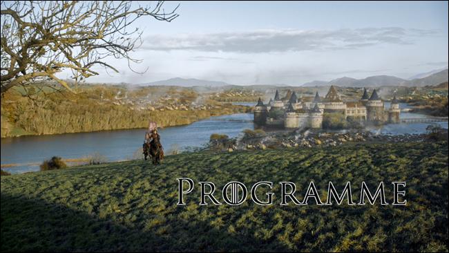 [Tournoi 2017] Programme - Phase Finale Programme