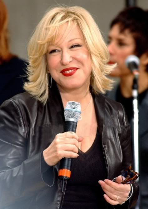 Free forum : Bette Midler - ALOHA! Gorcgeous