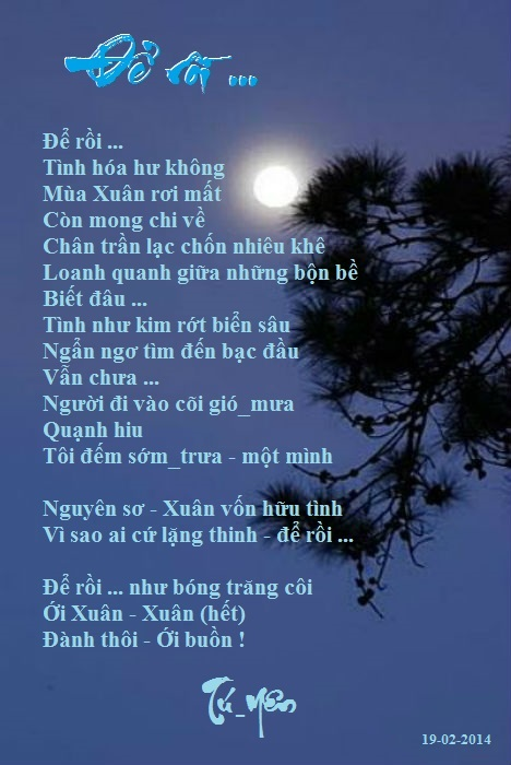 Thơ Tú_Yên - Mùa Xuân Deroi_zpsb2314e9a
