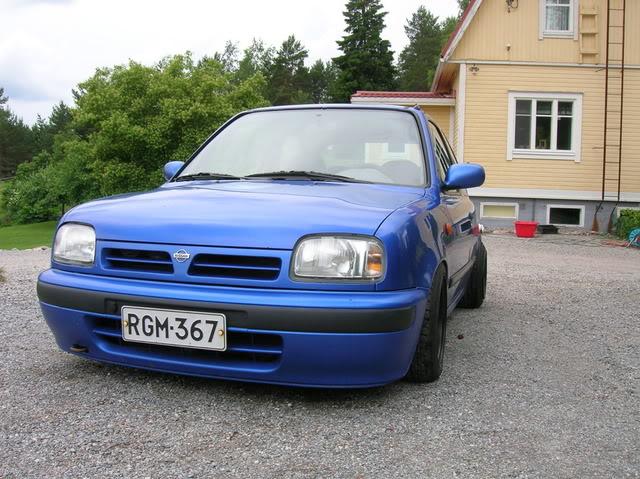 Kuvia foorumilaisten autoista Micra11