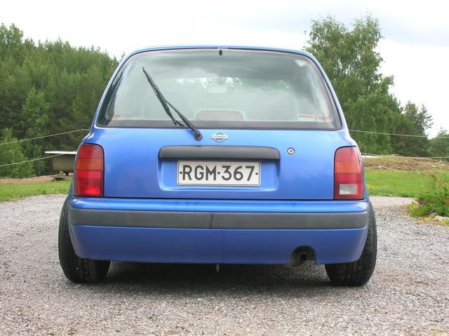 Kuvia foorumilaisten autoista Micra4
