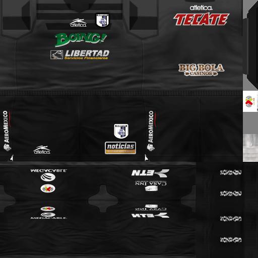 Icaros Kits : LIGA MX   Jaguares GDB   Descarga!!!! GK2