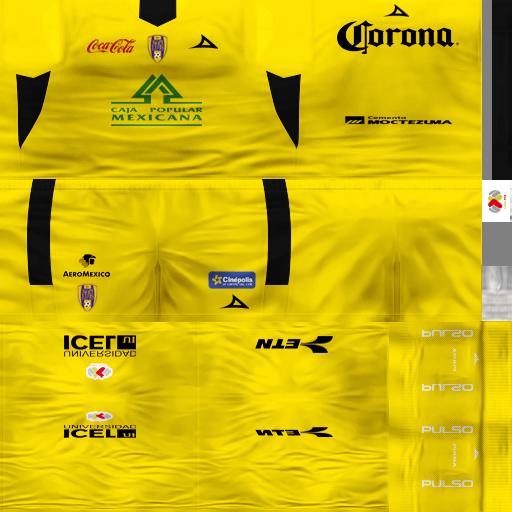Icaros Kits : LIGA MX   Jaguares GDB   Descarga!!!! All-9