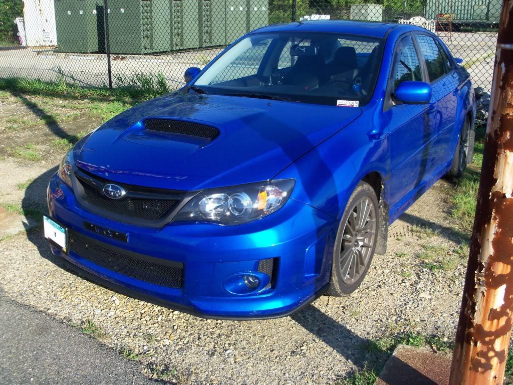 2011 WRX (Roxie) going rally style slowly Lip22AUG2011c