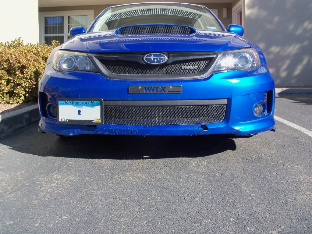 2011 WRX (Roxie) going rally style slowly MineBusted