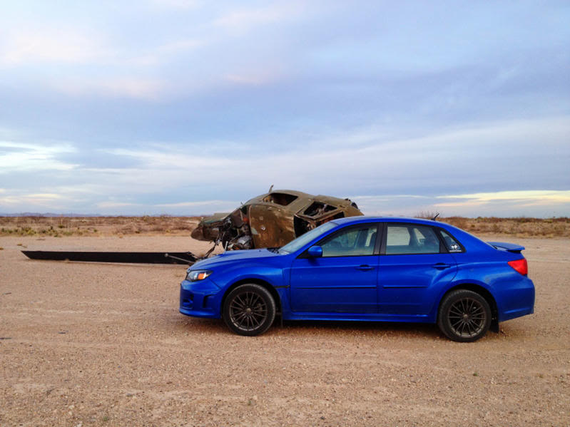 2011 WRX (Roxie) going rally style slowly Image-3214790946