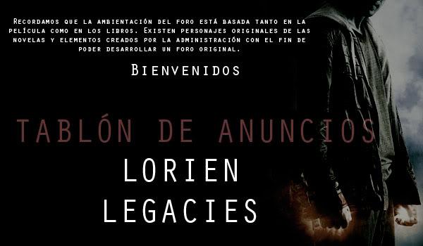 Lorien Legacies Lorienlll