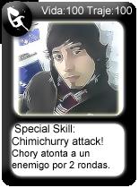 GC Trading Cards Game [Falta muy poco!] Chori