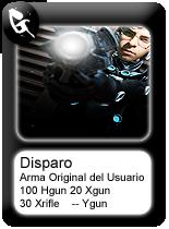 GC Trading Cards Game [Falta muy poco!] Disparo
