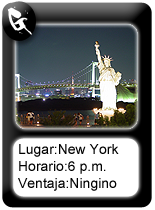 GC Trading Cards Game [Falta muy poco!] Newyork