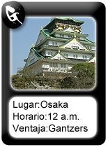 GC Trading Cards Game [Falta muy poco!] Osaka