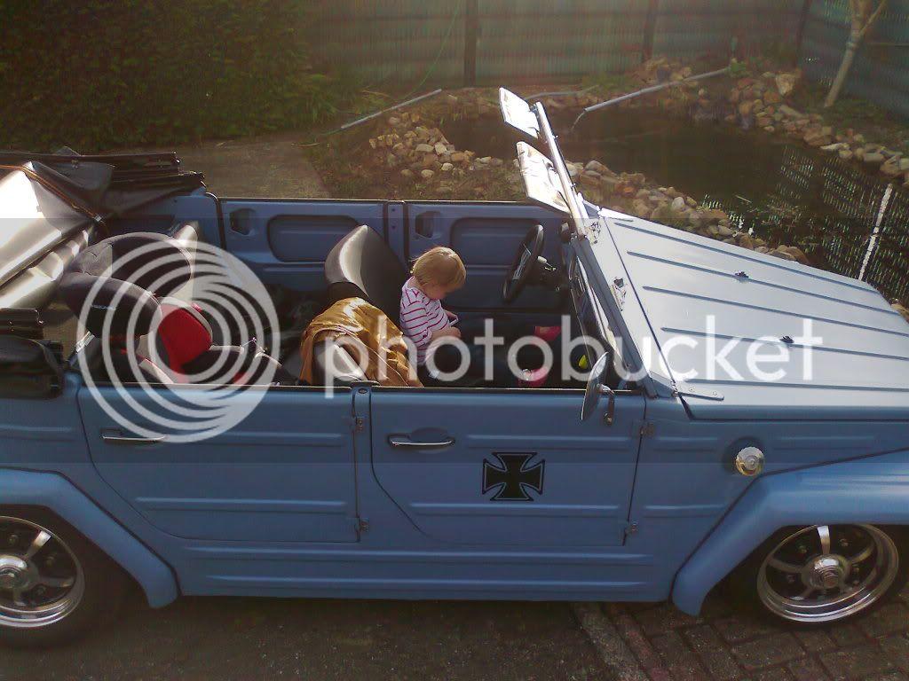 Kurt's Volkswagen 181  GSMAPRIL038