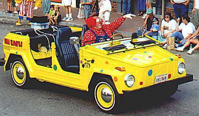 Kubel pictures - Pagina 8 Clownkubel