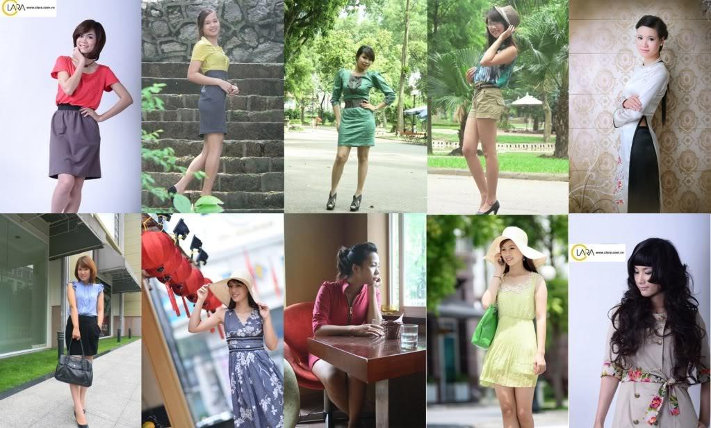 Update thông tin Miss Office- Duyên dáng văn phòng 2011 Top10