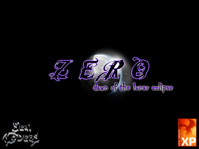 ZERO: Dawn of The Lunar Eclipse Logo-1