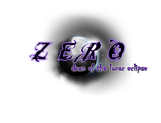 ZERO: Dawn of The Lunar Eclipse Logo