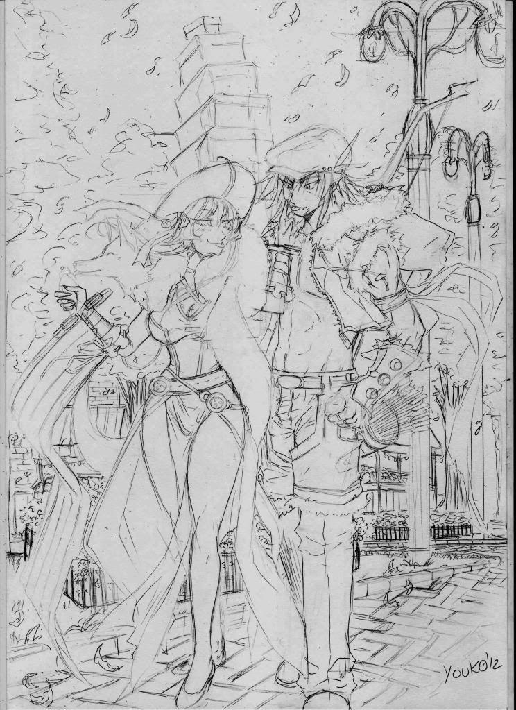 Caderno de Sketchs da Mari °3°)/ - Página 2 Imagem49