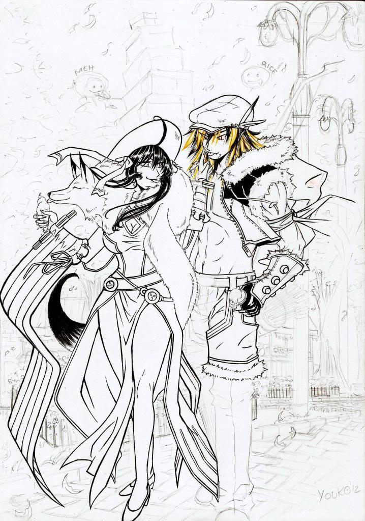 Caderno de Sketchs da Mari °3°)/ - Página 2 Imagem51