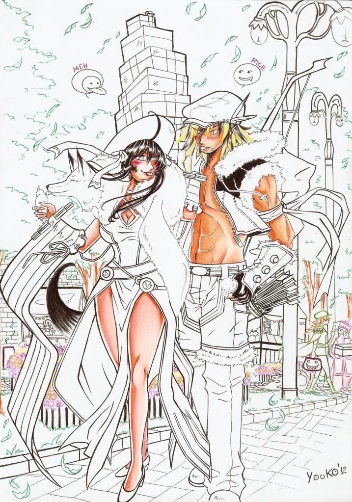 Caderno de Sketchs da Mari °3°)/ - Página 2 Imagem58