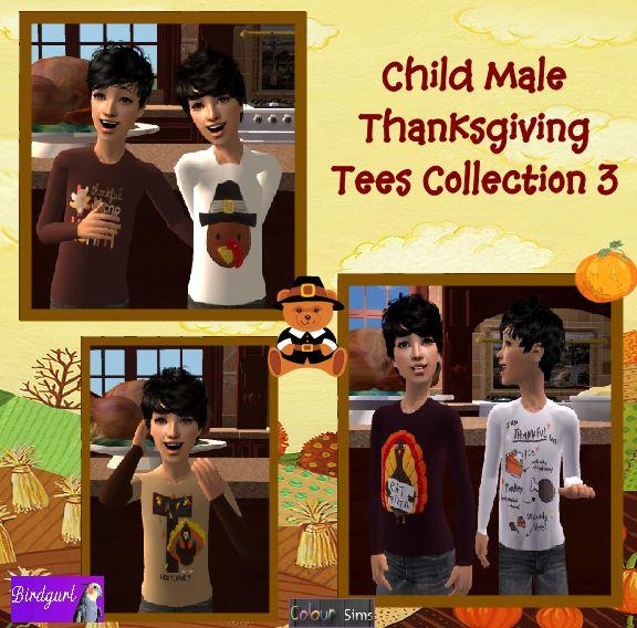 Colour Sims - Page 12 ChildMaleThanksgivingTeesbanner