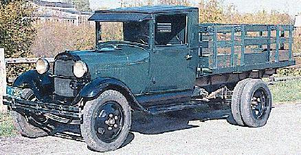 ford 29 truck fini 29forAAstaketruck_KI