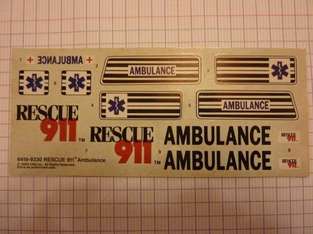 Ford Econoline 75 Ambulance WIP terminée p7 !!! - Page 3 P1060241