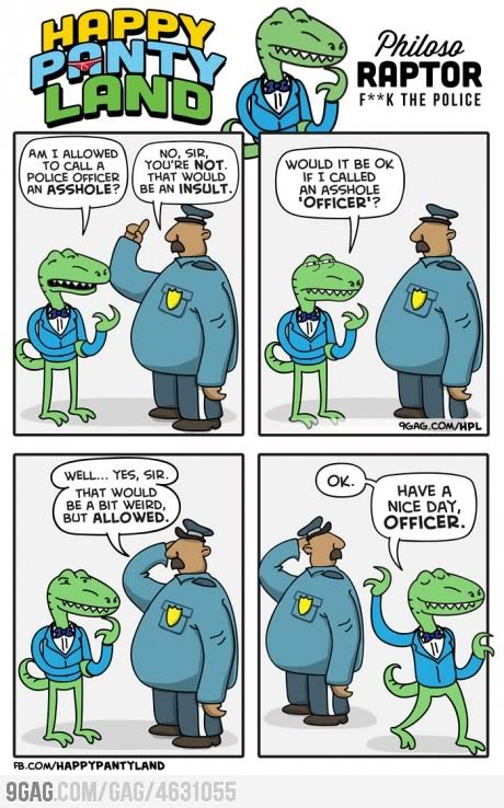 Random Pic Thread - Page 2 Officer-asshole