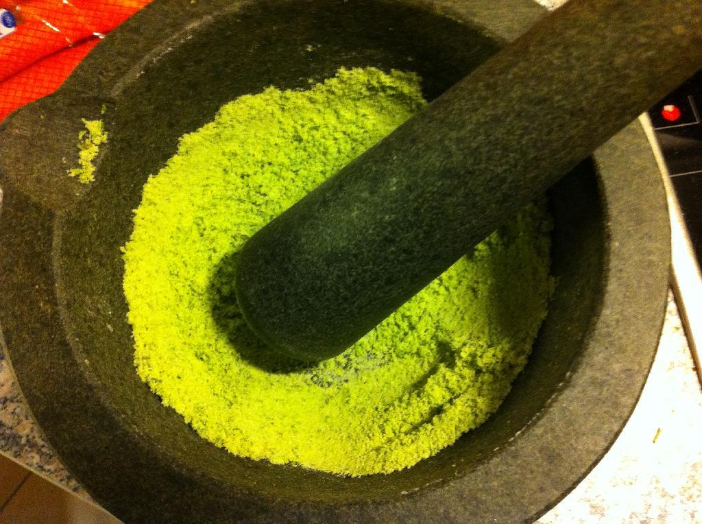 Grünes Salz F7FA5A88-DAEB-4AC2-B54E-F6BE55E68453