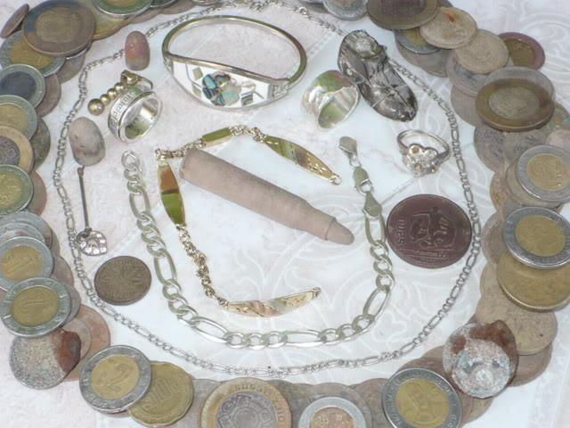 esclava de oro, cadena, pulseras, anillos de plata y mas P1060942