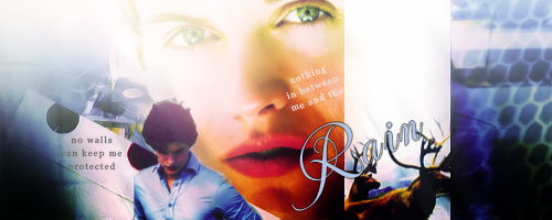 The girl who run with wolves. {Actu; 24/12 Danielsignature