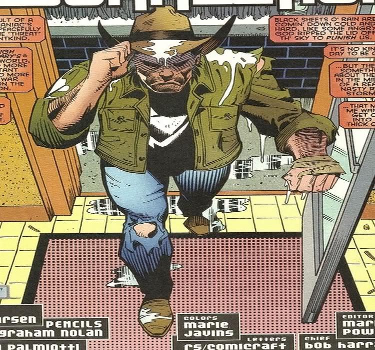 Jack Logan [Zelador] Wolverine13