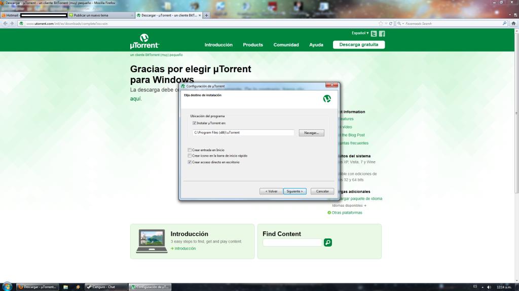 Tutorial para descargar Torrents. 2
