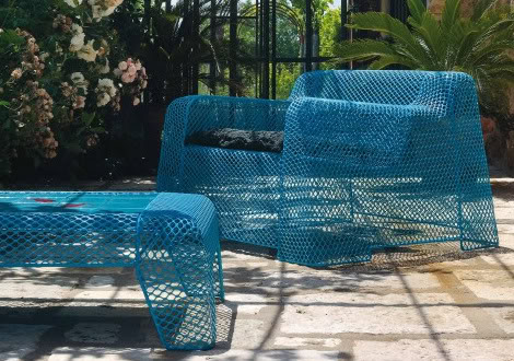 Садовая мебель Ivy_8