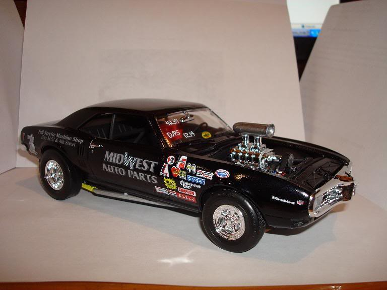 Firebird 400 1968, Drag Car DSC01897